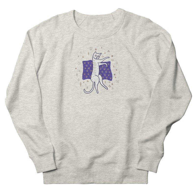 Medieval Cat Men's Sweatshirt by Nate Christenson