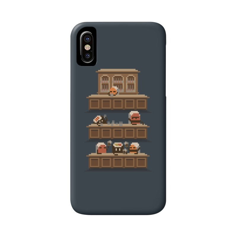 Sushi Bar Accessories Phone Case by Nate Christenson