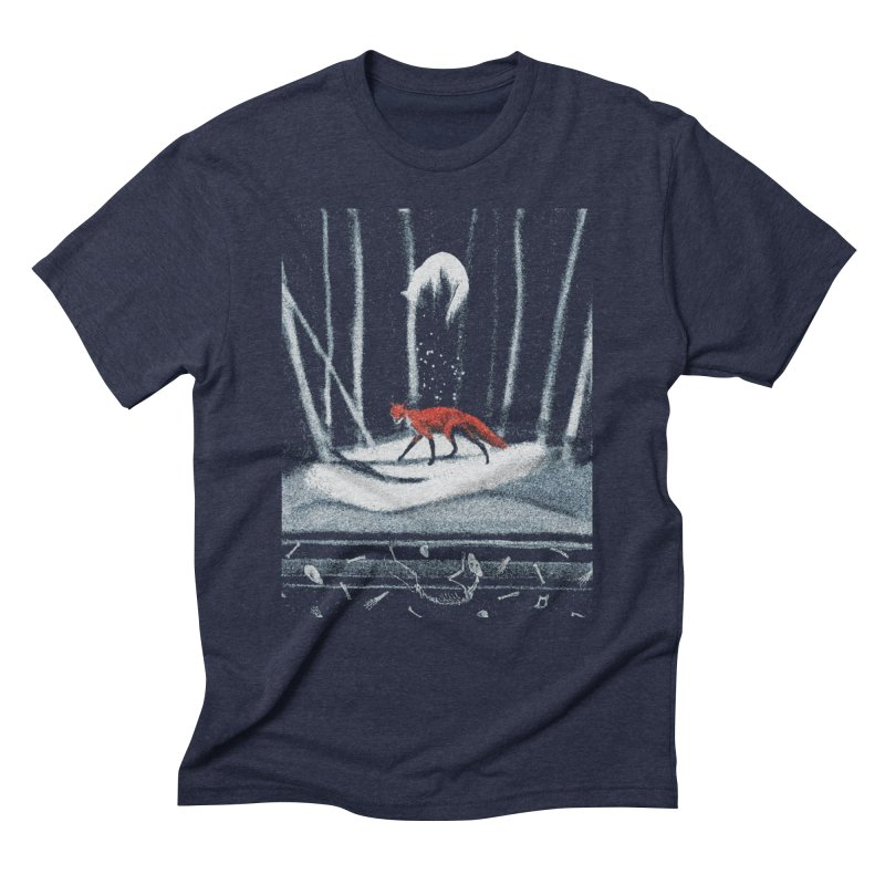 Death Cycle Men's Triblend T-Shirt by Nate Christenson