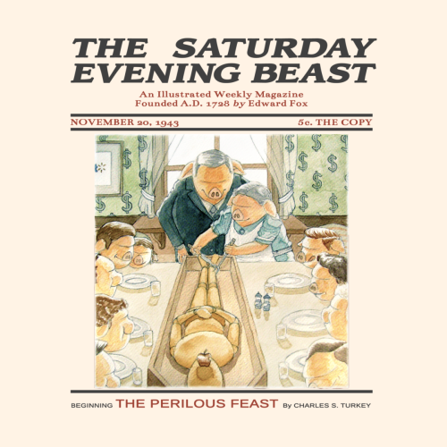 The Saturday Evening Beast