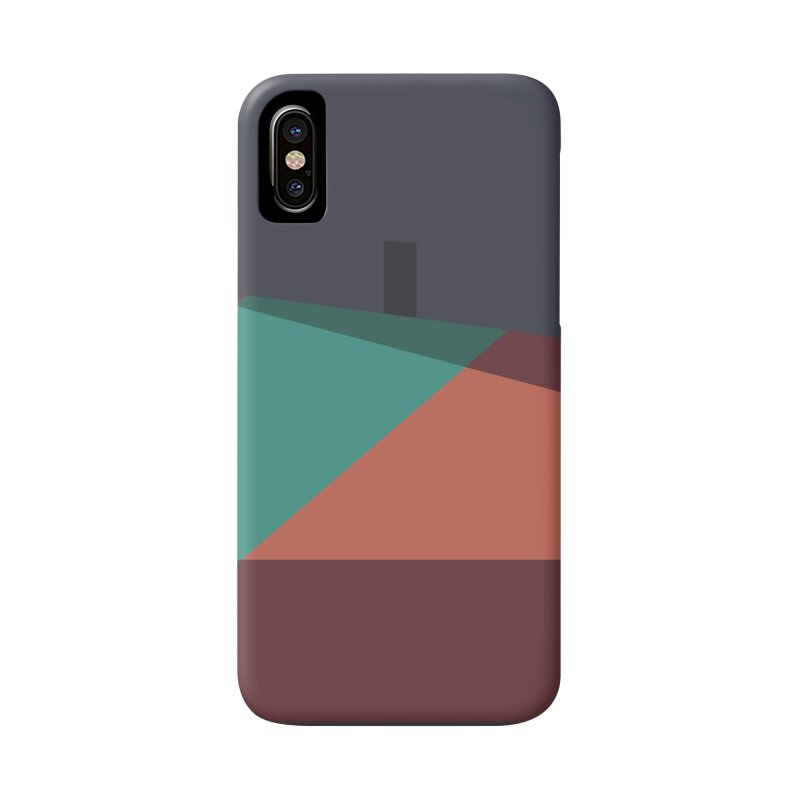 Entrance Accessories Phone Case by Nate Christenson