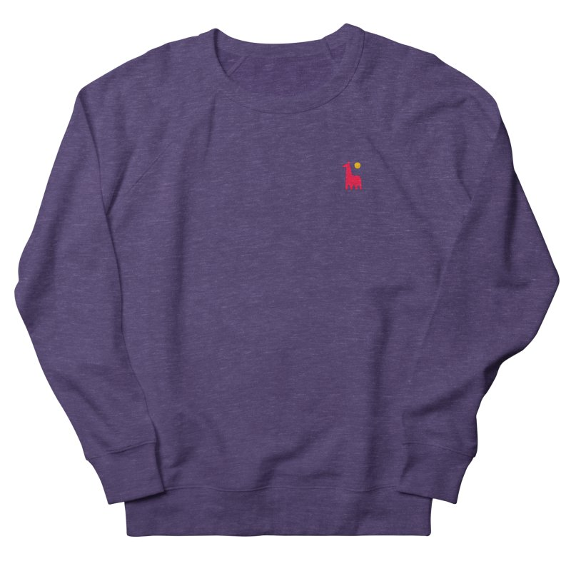 Llamagonia Men's French Terry Sweatshirt by Nate Christenson