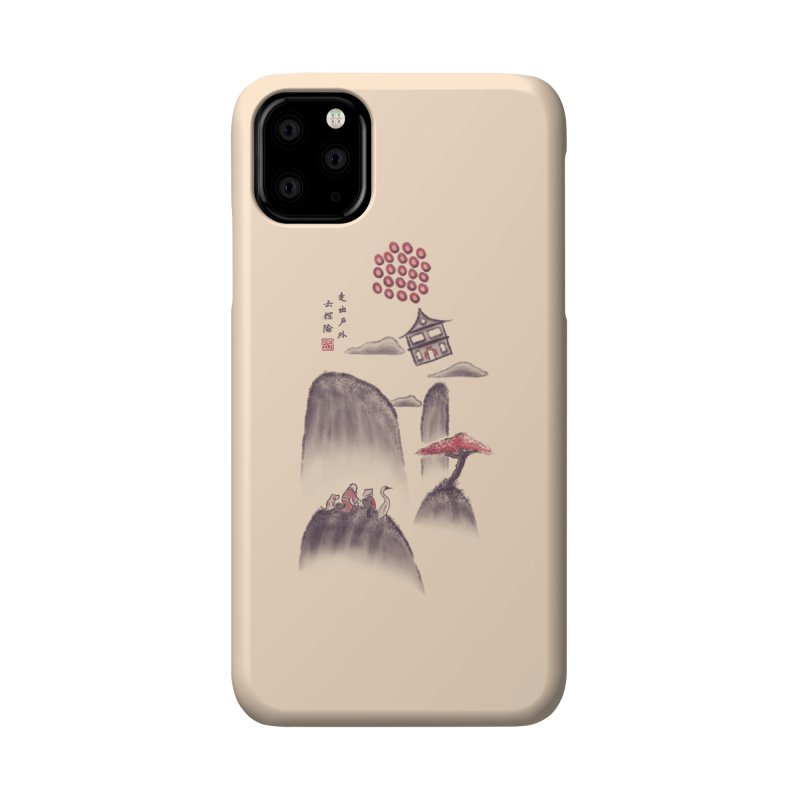 Adventure is Out There Accessories Phone Case by Nate Christenson
