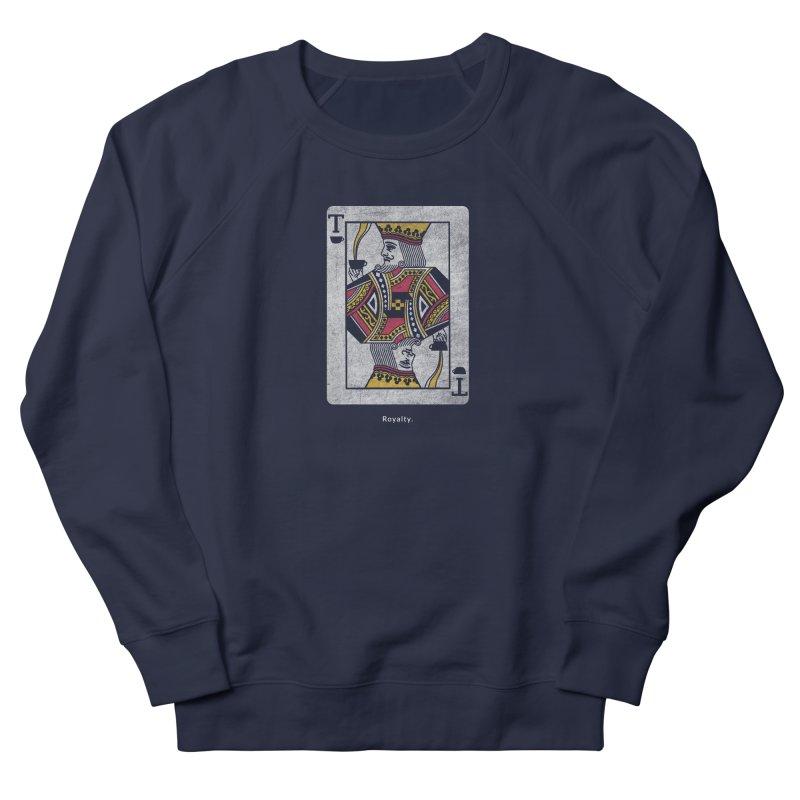 Royalty Women's Sweatshirt by Nate Christenson