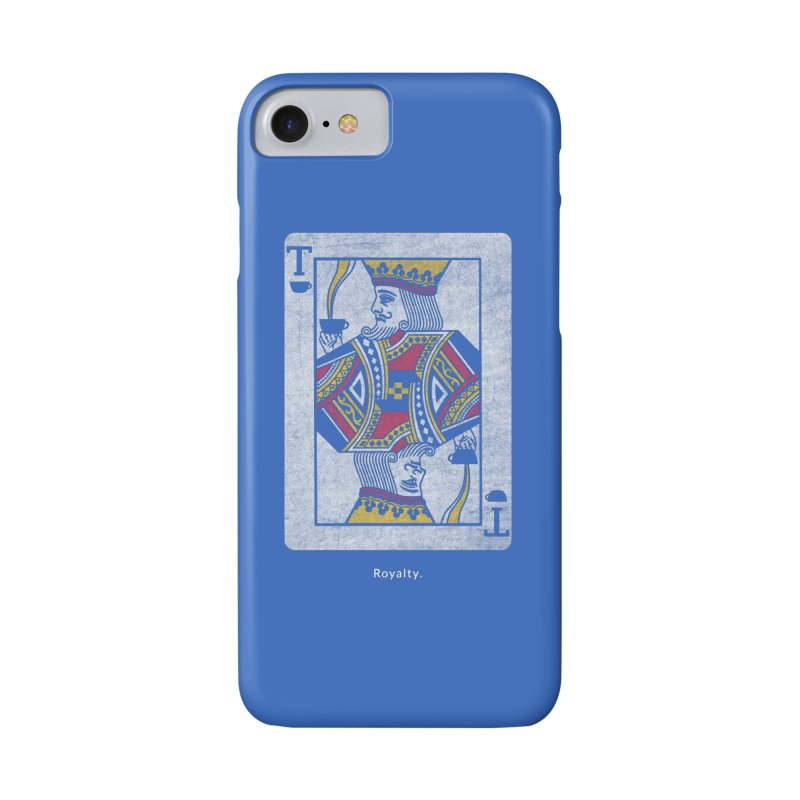 Royalty in iPhone 7 Phone Case Slim by Nate Christenson