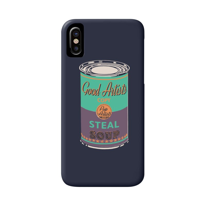The Uncanny Truth Accessories Phone Case by Nate Christenson