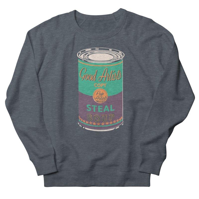 The Uncanny Truth Men's Sweatshirt by Nate Christenson