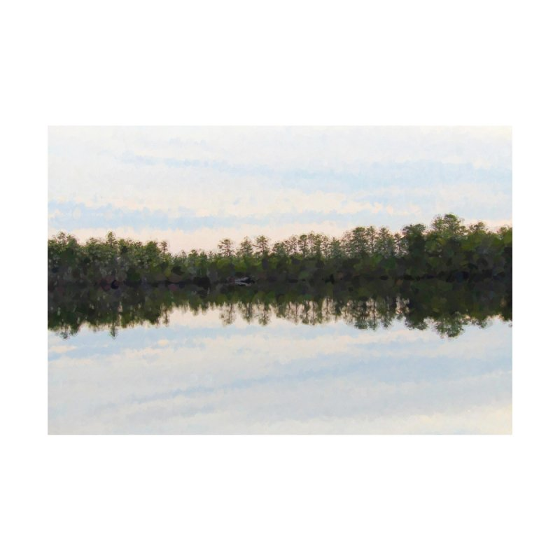 Mirrored Lake by Nate Hart Studios Artist Shop