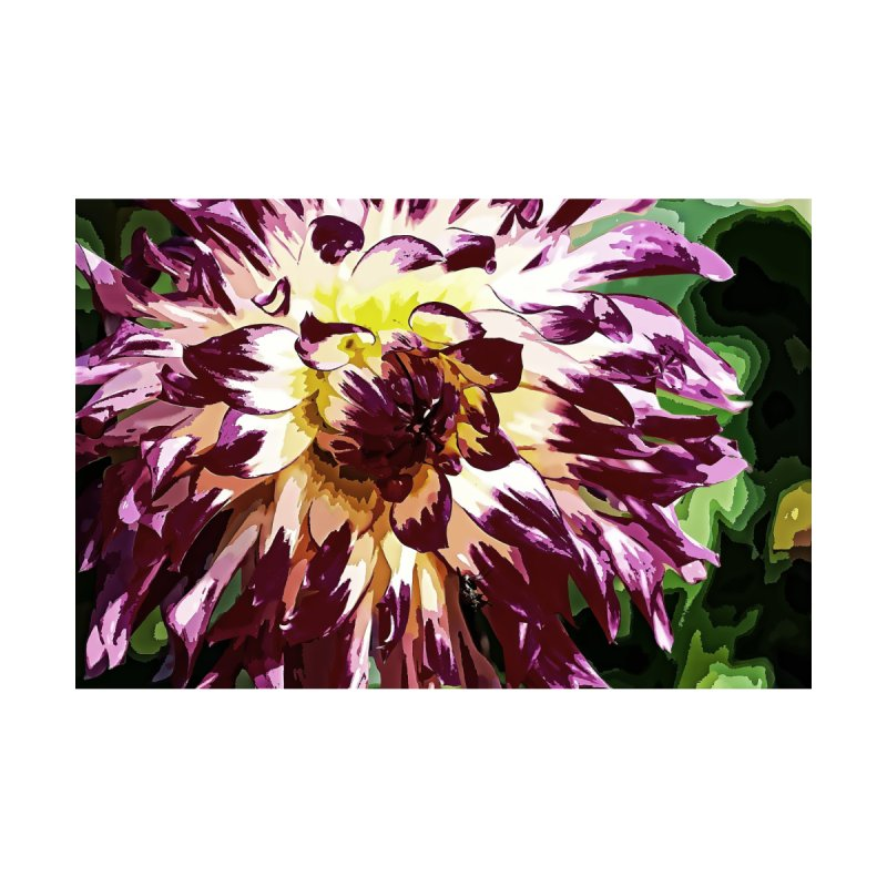 Aster Flower by Nate Hart Studios Artist Shop
