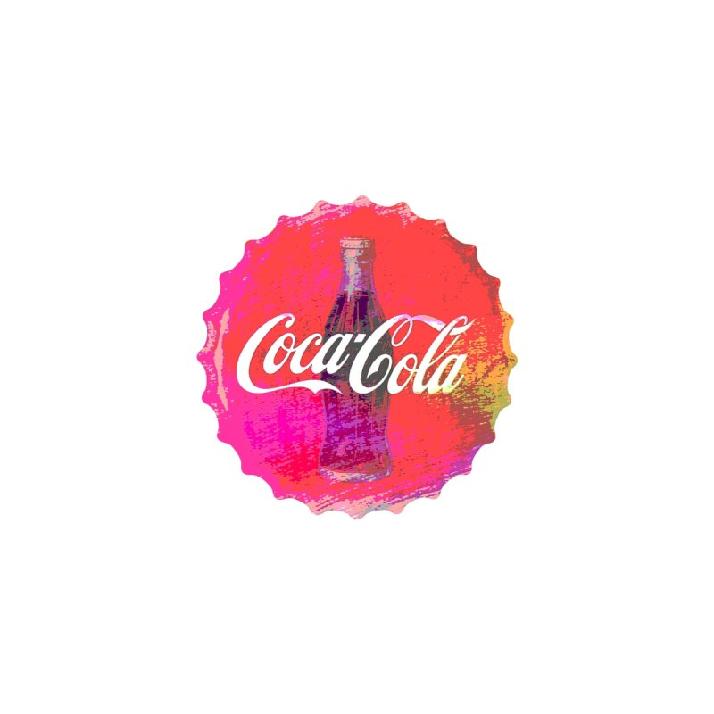 Coca Cola Sketch by Nate Hart Studios Artist Shop