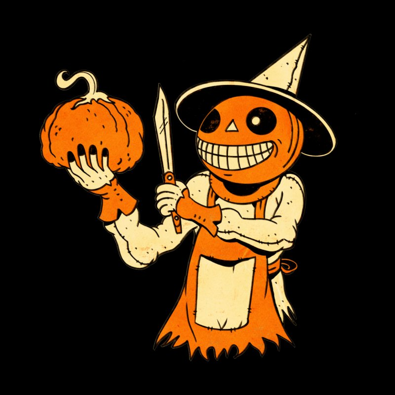 Pumpkin Butcher by Nate Hillyer