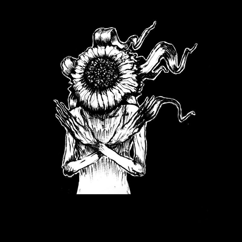 Sunflower Black by Nate Hillyer