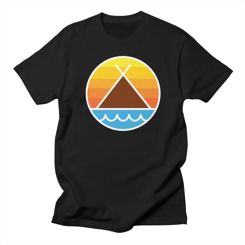 Florida Camper Men's T-Shirt by Smart Material