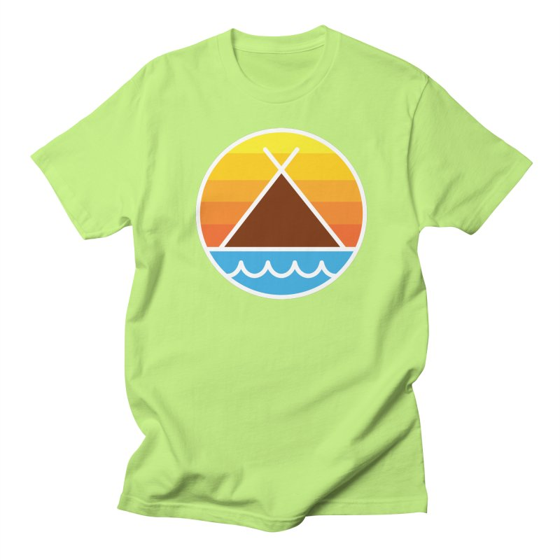 Florida Camper Men's Regular T-Shirt by Smart Material