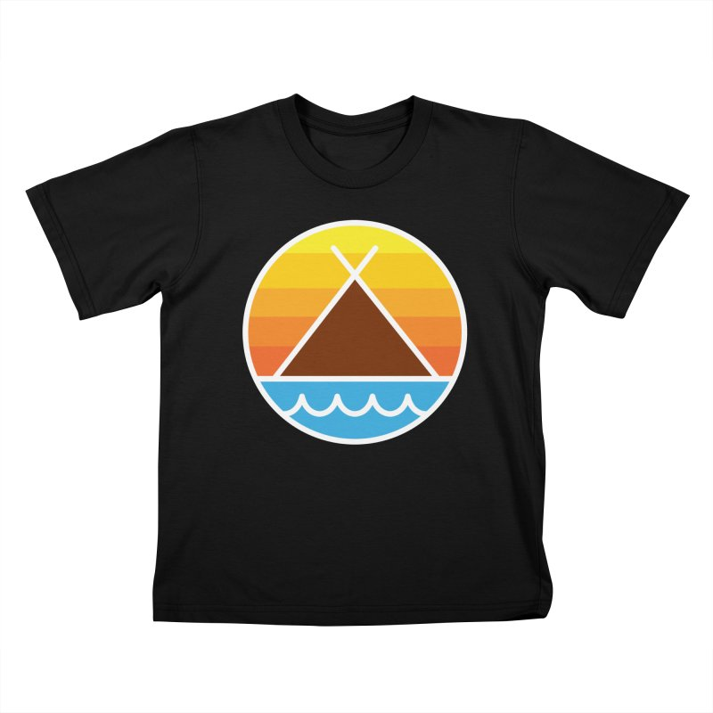 Florida Camper Kids T-Shirt by Smart Material