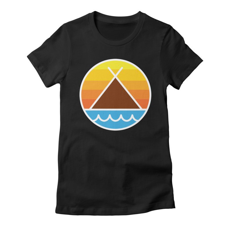 Florida Camper Women's T-Shirt by Smart Material