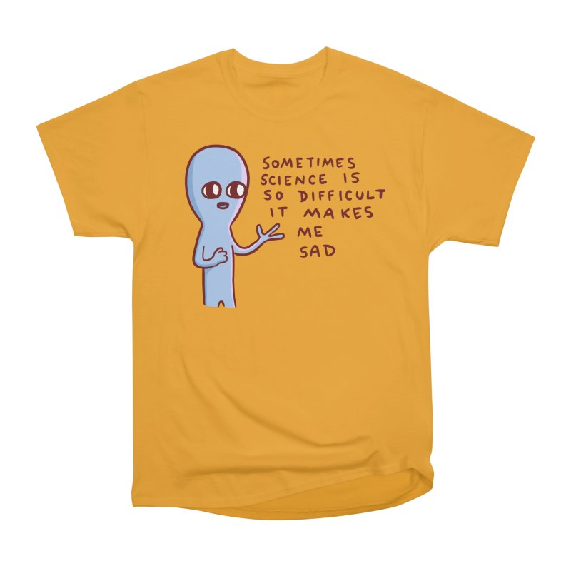 STRANGE PLANET SPECIAL PRODUCT: SCIENCE Women's T-Shirt by Nathan W Pyle