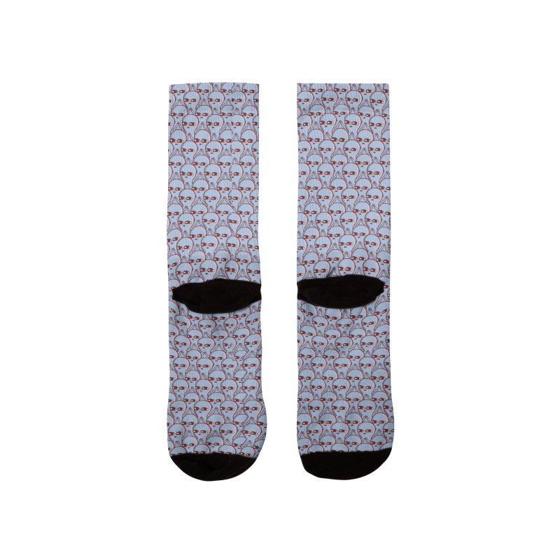 STRANGE PLANET SPECIAL PRODUCT: AND YET Women's Socks by Nathan W Pyle