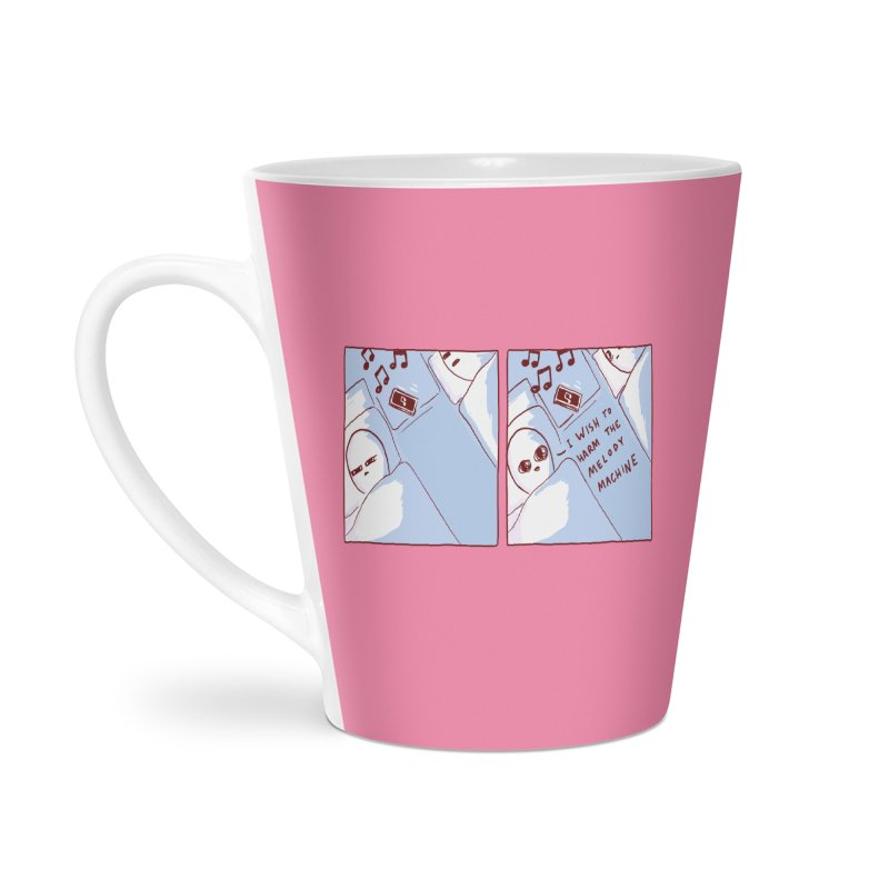 STRANGE PLANET SPECIAL PRODUCT: MELODY MACHINE Accessories Mug by Nathan W Pyle