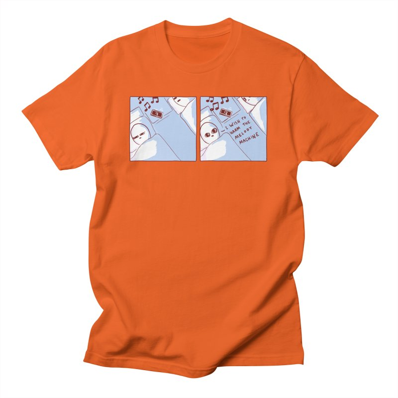 STRANGE PLANET SPECIAL PRODUCT: MELODY MACHINE Men's T-Shirt by Nathan W Pyle Shop | Strange Planet Store | Thread