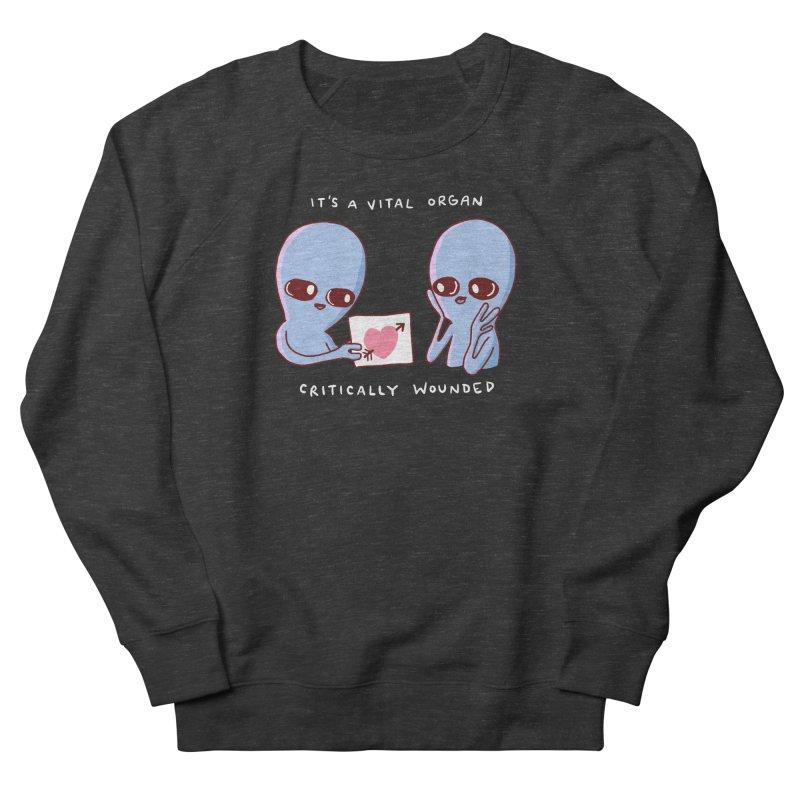 STRANGE PLANET SPECIAL PRODUCT: VITAL ORGAN Women's Sweatshirt by Nathan W Pyle