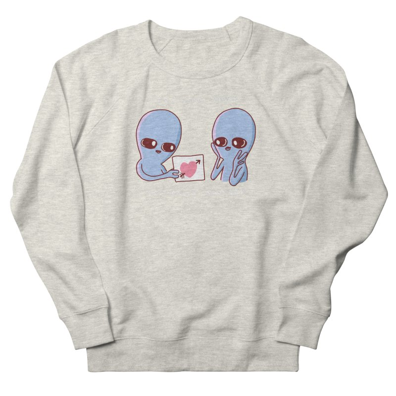 STRANGE PLANET SPECIAL PRODUCT: VITAL ORGAN Men's French Terry Sweatshirt by Nathan W Pyle