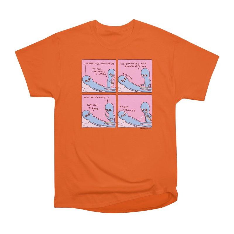 STRANGE PLANET: SWEET LIFEGIVER Women's T-Shirt by Nathan W Pyle
