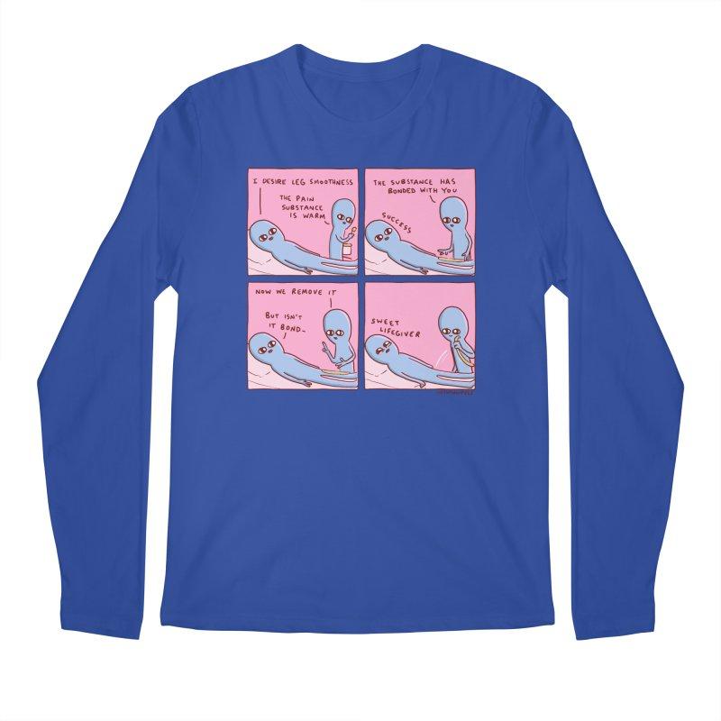 STRANGE PLANET: SWEET LIFEGIVER Men's Regular Longsleeve T-Shirt by Nathan W Pyle