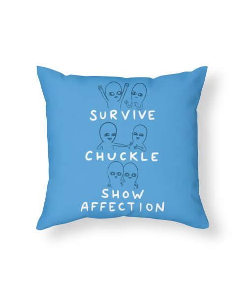 STRANGE PLANET SPECIAL PRODUCT: SURVIVE CHUCKLE SHOW AFFECTION CHARACTERs