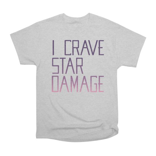 image for STRANGE PLANET: STAR DAMAGE - APPAREL