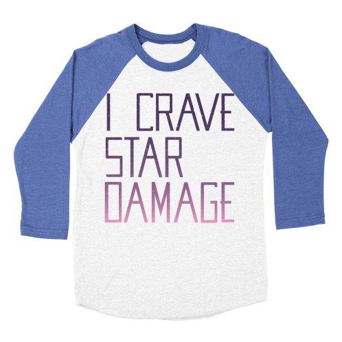 image for STRANGE PLANET: STAR DAMAGE - APPAREL