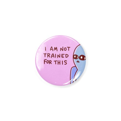 image for STRANGE PLANET SPECIAL PRODUCT: I AM NOT TRAINED FOR THIS
