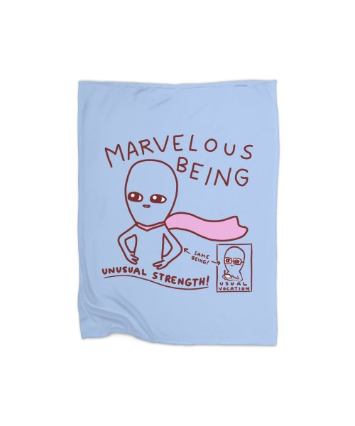 STRANGE PLANET SPECIAL PRODUCT: MARVELOUS BEING