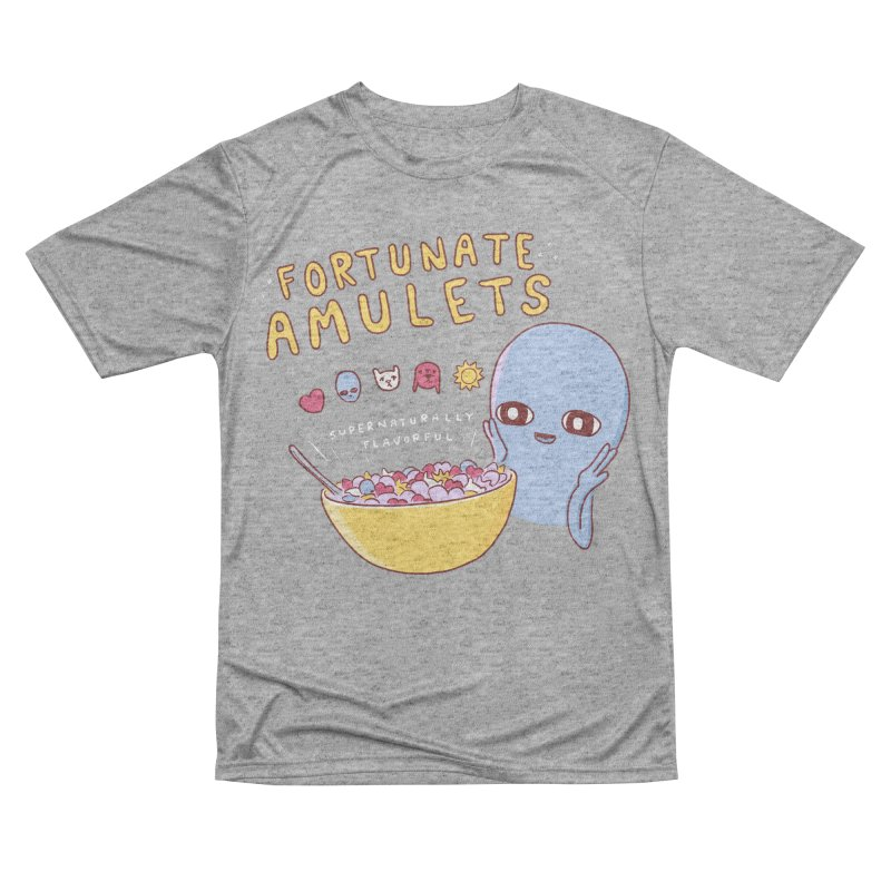 STRANGE PLANET SPECIAL PRODUCT: FORTUNATE AMULETS - RED Women's Performance Unisex T-Shirt by Nathan W Pyle