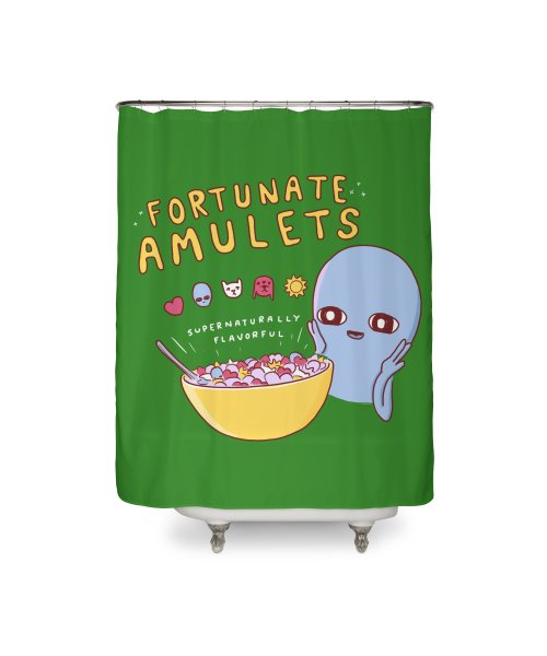 STRANGE PLANET SPECIAL PRODUCT: FORTUNATE AMULETS - GREEN