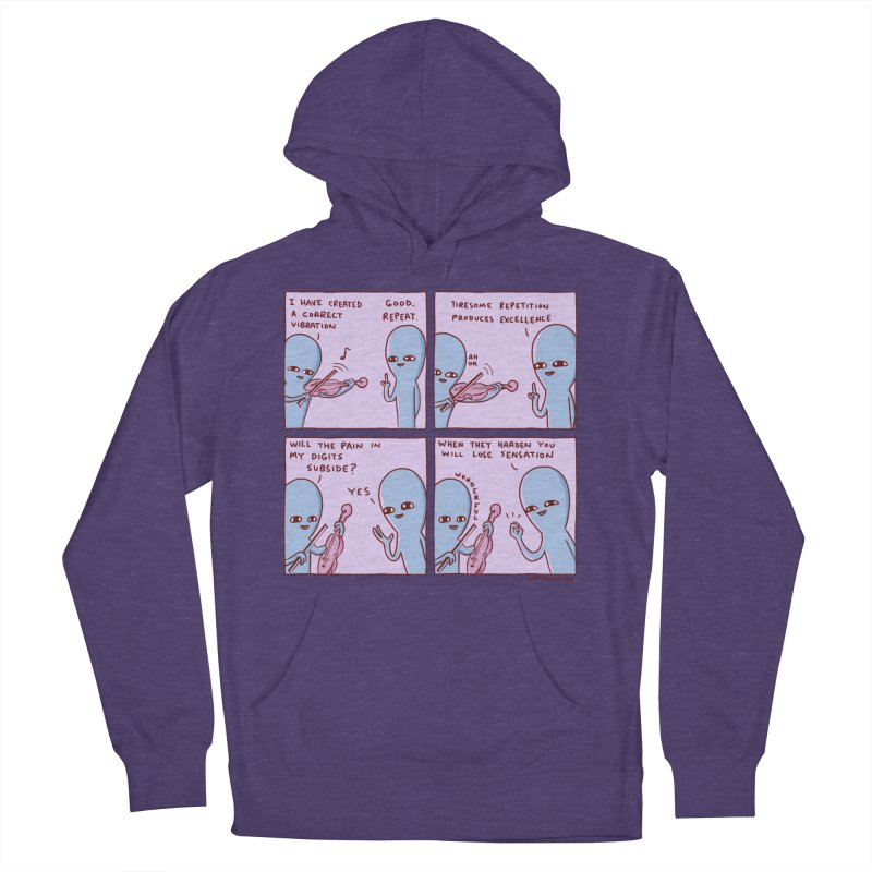 STRANGE PLANET: TIRESOME REPETITION Women's French Terry Pullover Hoody by Nathan W Pyle