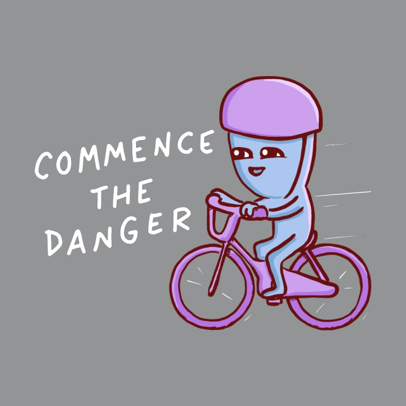 STRANGE PLANET SPECIAL PRODUCT: COMMENCE THE DANGER Kids Toddler T-Shirt by Nathan W Pyle