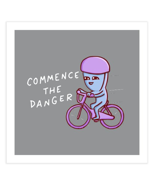 STRANGE PLANET SPECIAL PRODUCT: COMMENCE THE DANGER