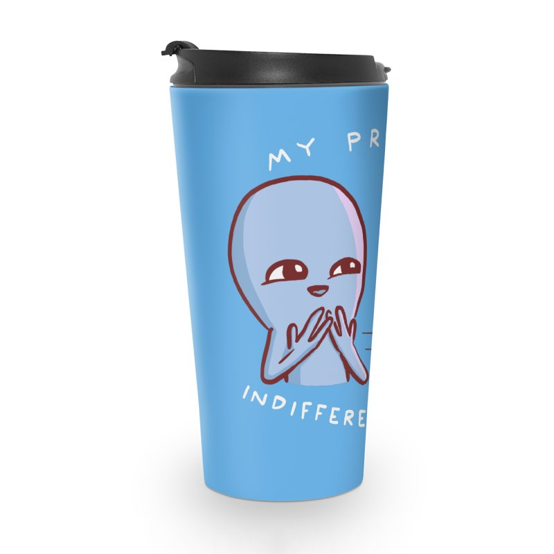 STRANGE PLANET SPECIAL PRODUCT: MY PRECIOUS INDIFFERENT CREATURE Accessories Mug by Nathan W Pyle