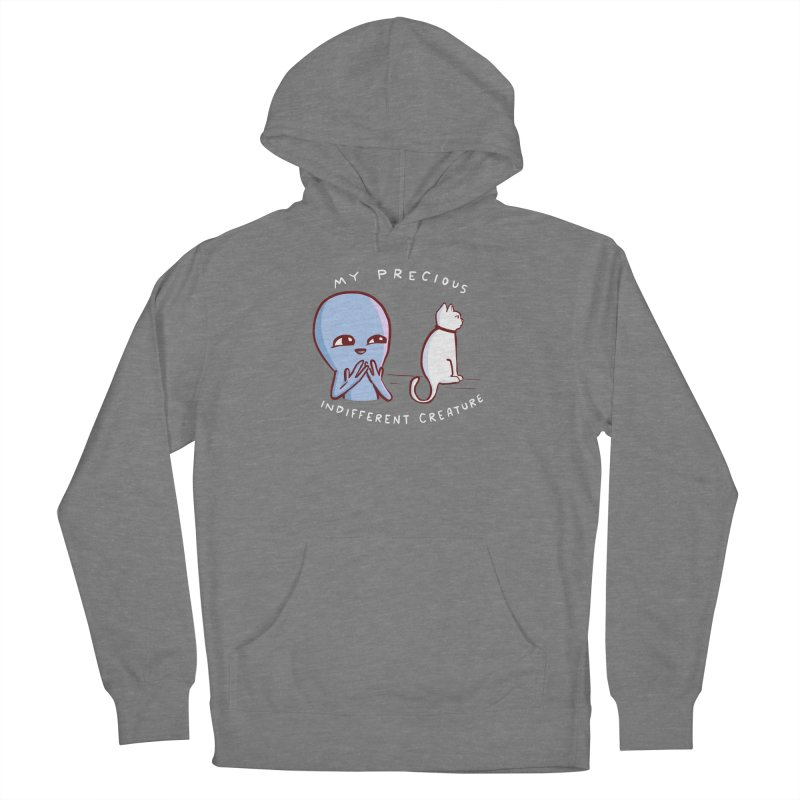 STRANGE PLANET SPECIAL PRODUCT: MY PRECIOUS INDIFFERENT CREATURE Women's Pullover Hoody by Nathan W Pyle