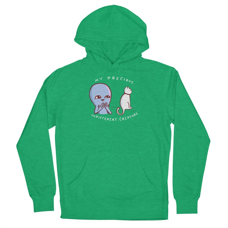 STRANGE PLANET SPECIAL PRODUCT: MY PRECIOUS INDIFFERENT CREATURE Men's Pullover Hoody by Nathan W Pyle Shop | Strange Planet Store | Thread