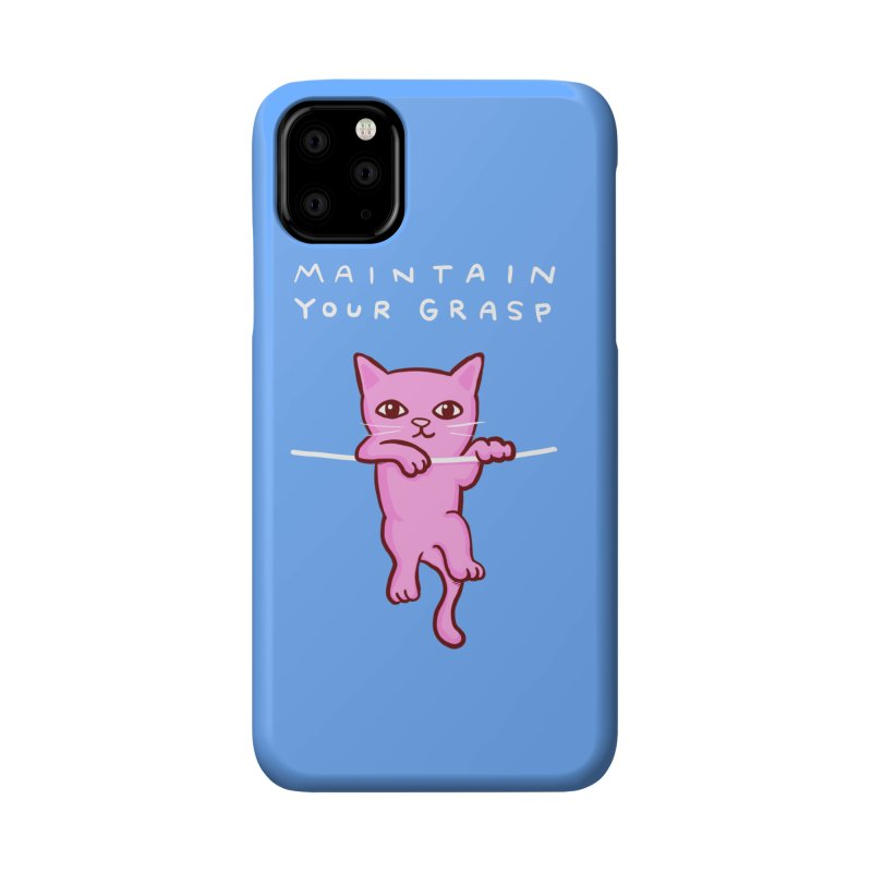 STRANGE PLANET SPECIAL PRODUCT: MAINTAIN YOUR GRASP Accessories Phone Case by Nathan W Pyle