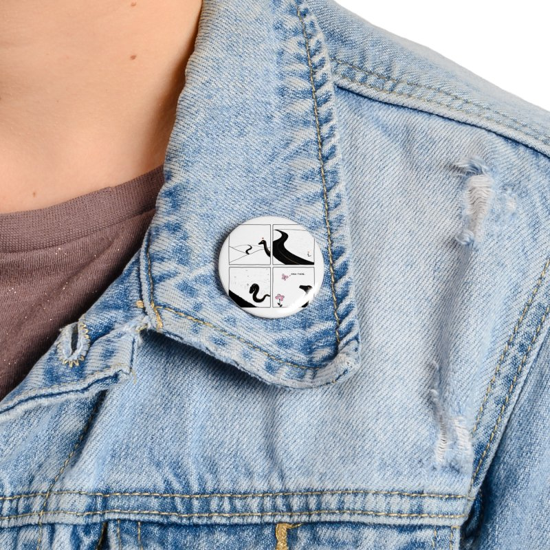 SSSAD Accessories Button by Nathan W Pyle