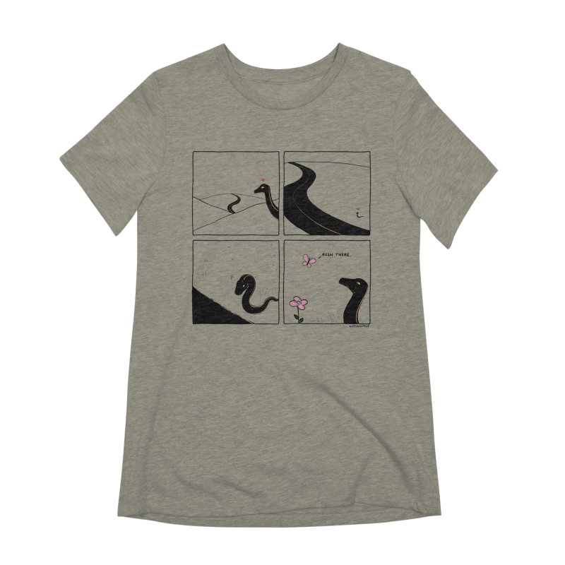 SSSAD Women's Extra Soft T-Shirt by Nathan W Pyle