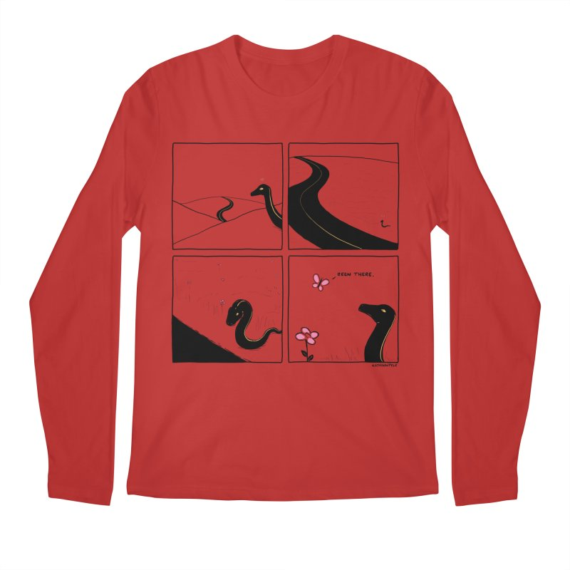 SSSAD Men's Longsleeve T-Shirt by Nathan W Pyle Shop | Strange Planet Store | Thread