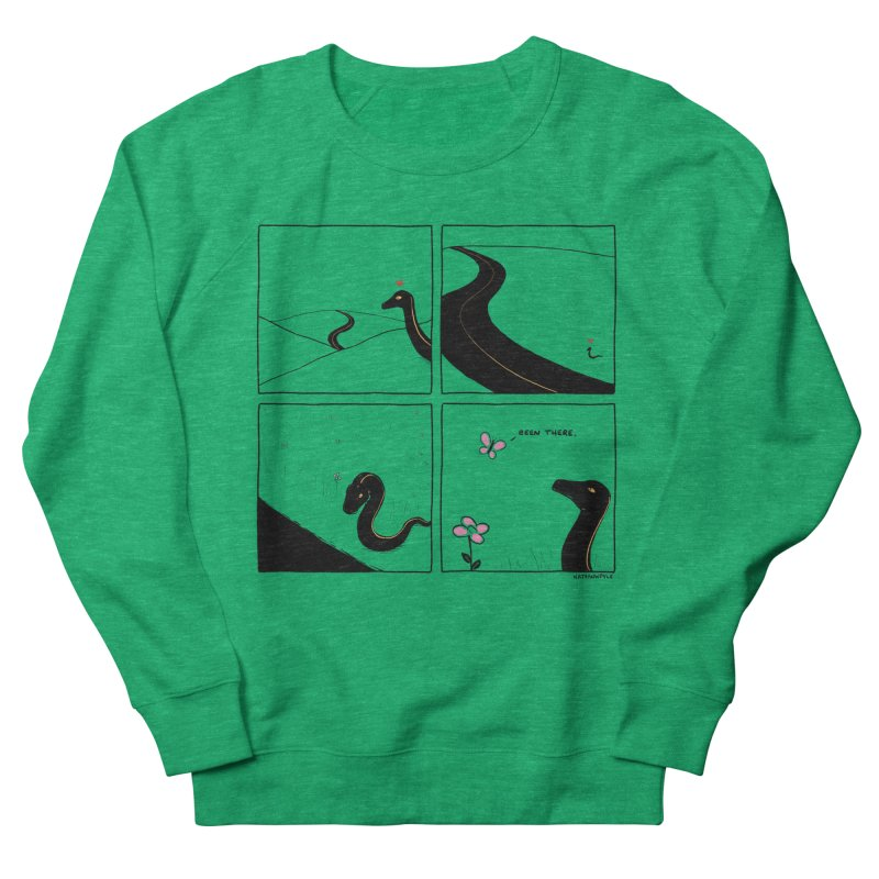 SSSAD Women's Sweatshirt by Nathan W Pyle