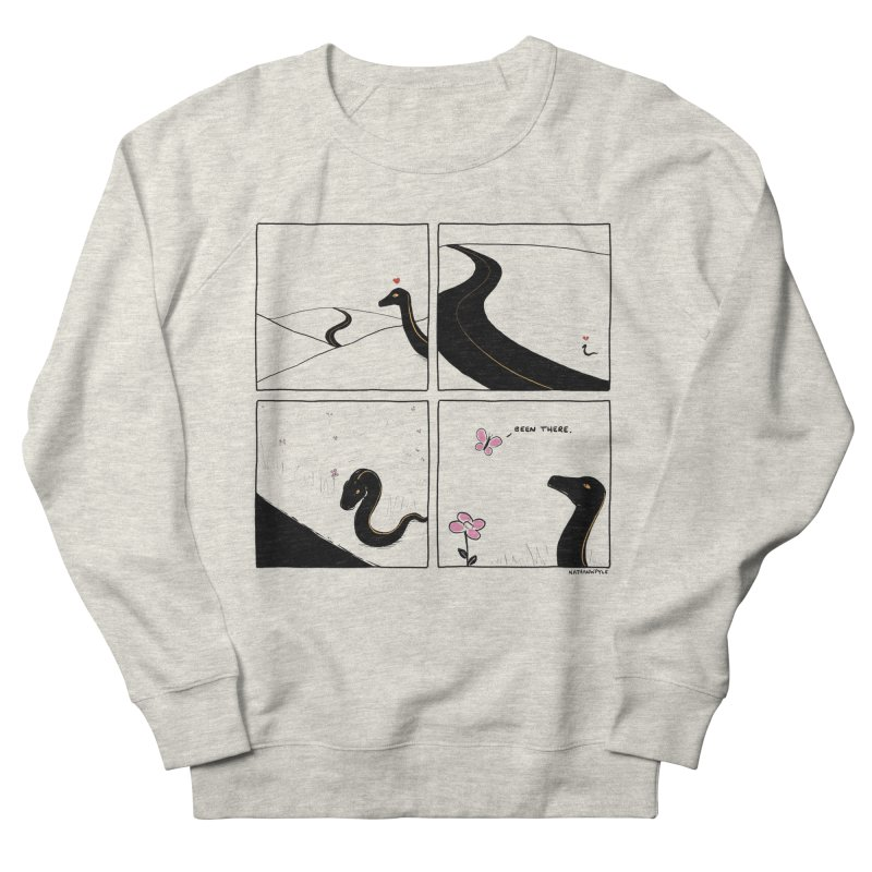 SSSAD Women's French Terry Sweatshirt by Nathan W Pyle