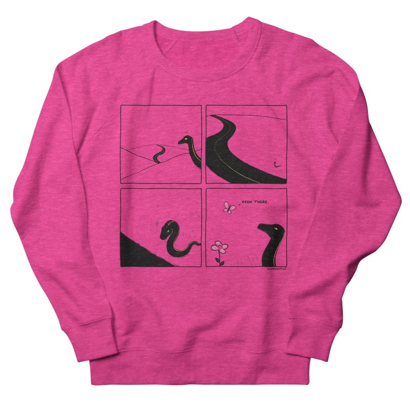 SSSAD Men's French Terry Sweatshirt by Nathan W Pyle