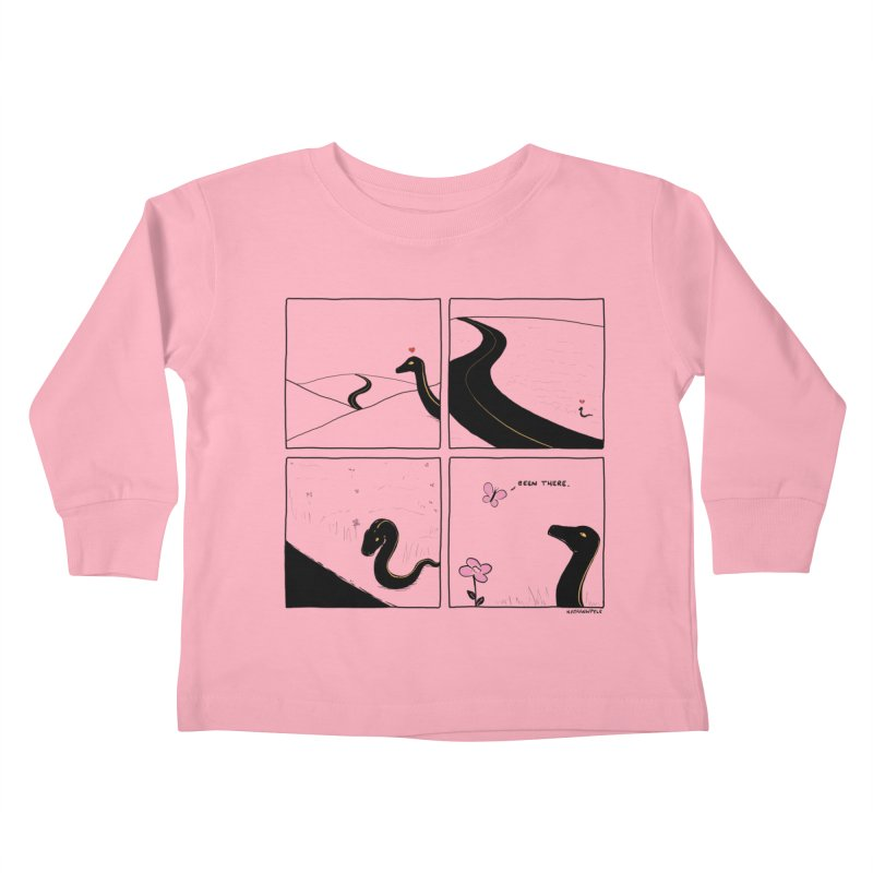 SSSAD Kids Toddler Longsleeve T-Shirt by Nathan W Pyle