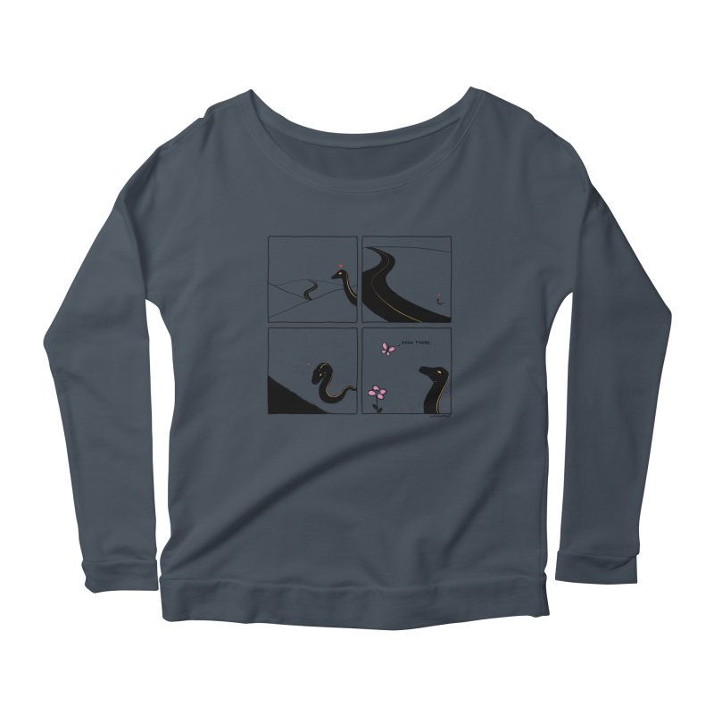 SSSAD Women's Longsleeve T-Shirt by Nathan W Pyle